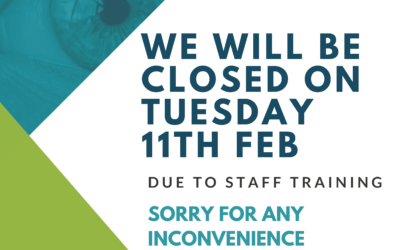 Training Day Closure - 11th Feb 2020